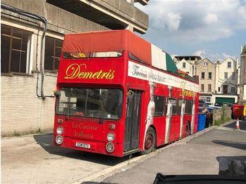 Dubbeldeksbus Daimler Fleeline open top bus