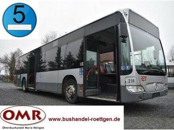 Linienbus Mercedes-Benz O 530 Citaro / Euro 5 / 75x mal verfügbar: das Bild 1