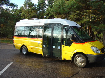 Mercedes Benz Sprinter 515 CDI - Linienbus