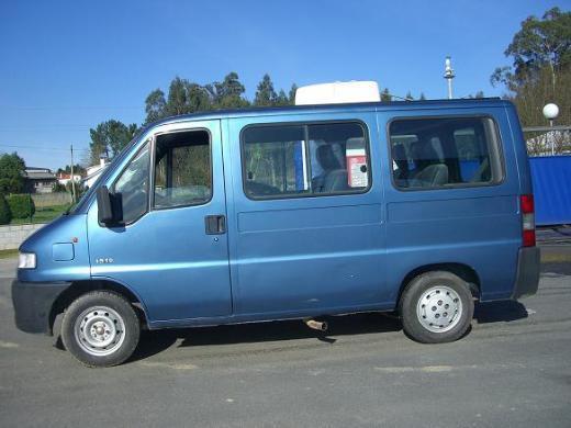 citroen jumper combi club 27 c 1 9 td 92cv jumper diesel minibus from spain for sale at truck1. Black Bedroom Furniture Sets. Home Design Ideas