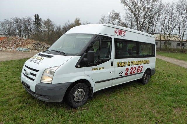 Minibus Ford T 300 Transit Kleinbus 9 Sitzer maxi lang & hoch - Truck1 ID:  2359605