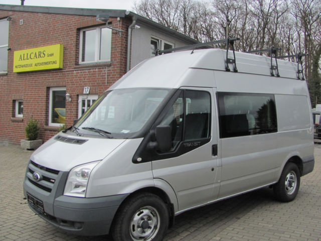 ford transit 115 t330 6 sitze klima 2 8t ahk minibus from. Black Bedroom Furniture Sets. Home Design Ideas