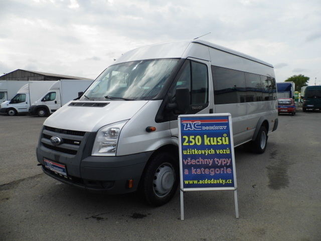ford transit 17 sitze bus minibus from czech republic for. Black Bedroom Furniture Sets. Home Design Ideas