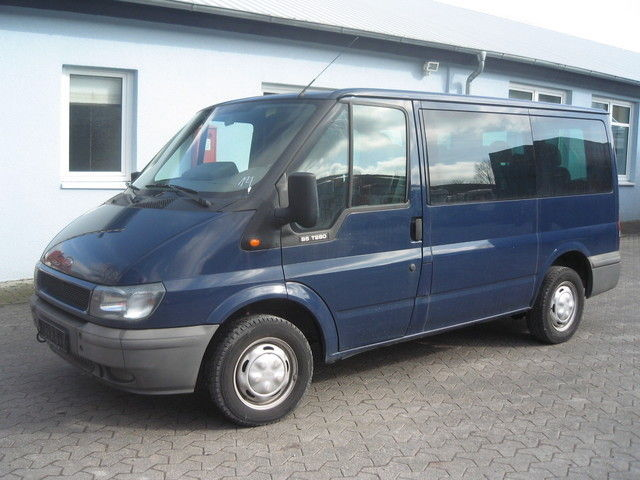 ford transit 2 0 tdci tourneo klima 9 sitzer minibus from. Black Bedroom Furniture Sets. Home Design Ideas