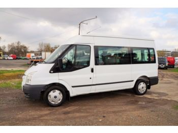 ford transit 2 2tdci 85kw l2h2 9 sitze trend minibus from. Black Bedroom Furniture Sets. Home Design Ideas