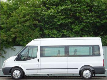 ford transit 300l 9sitze klima 56000km minibus from. Black Bedroom Furniture Sets. Home Design Ideas