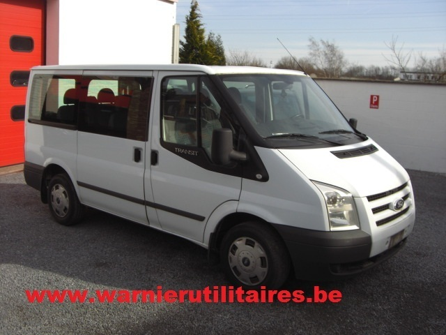 ford transit tourneo minibus 9 places minibus from belgium. Black Bedroom Furniture Sets. Home Design Ideas