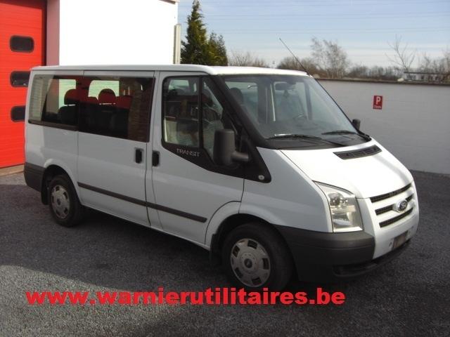 Ford Transit Tourneo Minibus 9 Places Minibus From Belgium For