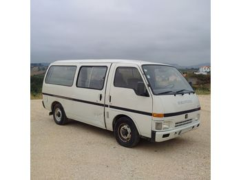 Minibus ISUZU Bedford SETA 2.2 diesel left hand drive long wheel base