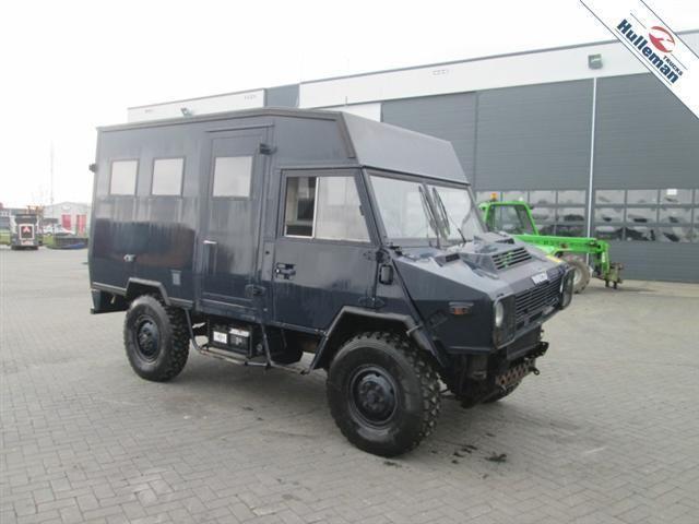 Minibus Iveco DAILY 40-10 TURBO 4X4 MANUEL - Truck1 ID: 1631386