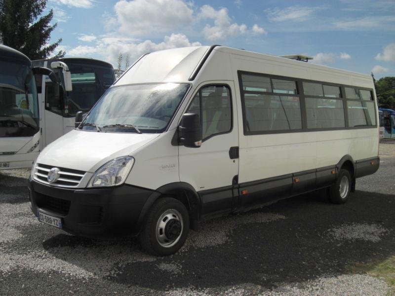 iveco daily 50c18 klima telma euro4 23 sitze minibus from rh truck1 eu Iveco Irisbus Crossway 18 Seater Irisbus Iveco