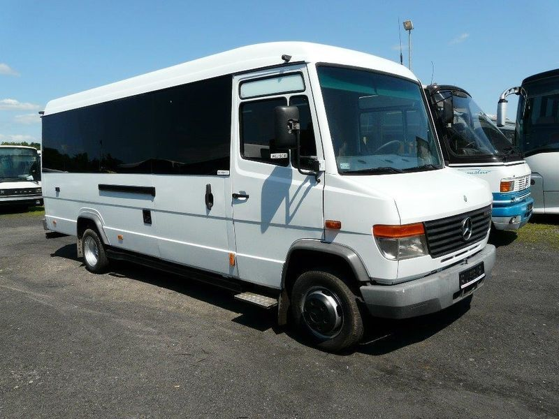 Mercedes Benz 615 Vario Minibus From Poland For Sale At