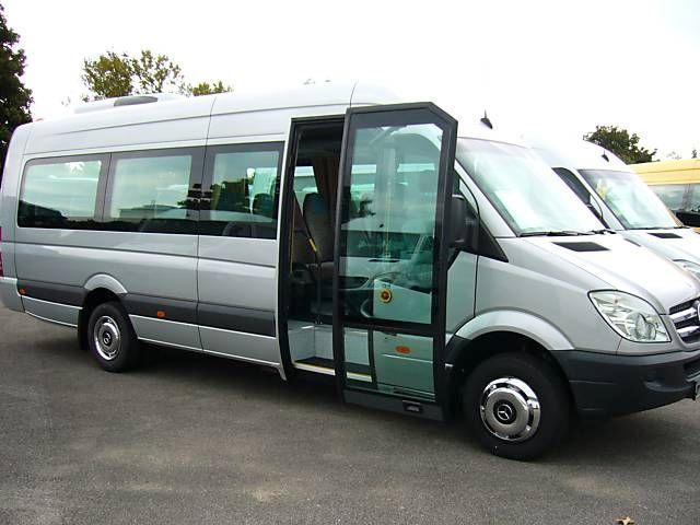 Mercedes Benz Sprinter Minibus For Sale In Germany