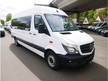 MERCEDES-BENZ Sprinter 316 CDI 9 Sitzer Bus Maxi Euro 6 AHK - minibus
