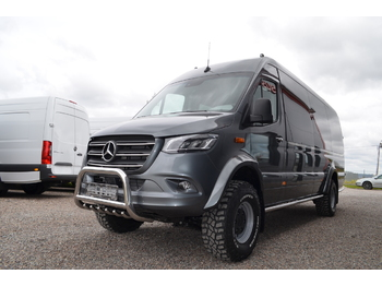 MERCEDES-BENZ Sprinter 519 4x4 Arctic Edition High and Low drive - minibus