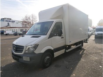 MERCEDES-BENZ Sprinter II Koffer 513 CDI Mit Ladebordwand 5,3 to GG - minibus