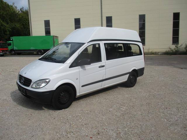 Minibus MERCEDES-BENZ Vito 111 Cdi Hochdach Kleinbus 8+1 Sitze - Truck1 ID:  3205240