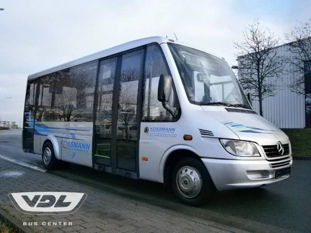 Mercedes 616 cdi sprinter minibus from germany for sale at for Mercedes benz minibuses