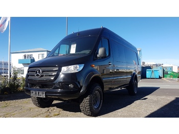 Mercedes Benz ARCTIC EDITION 4x4 High and Low drive 519 - minibus