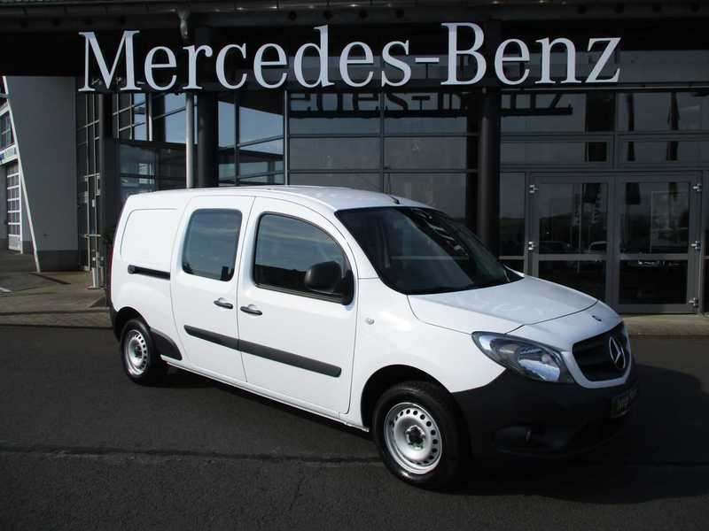 Mercedes Benz Citan 109 Cdi E Mixto Klima Tempomat Minibus From Germany For Sale At Truck1 Id 3021776