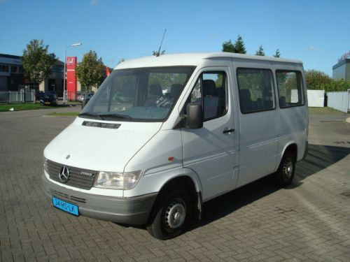 Mercedes benz sprinter 208d minibus from netherlands for for Mercedes benz minibuses