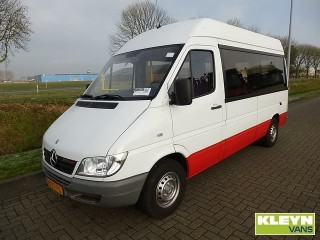 mercedes benz sprinter 308 cdi minibus from netherlands. Black Bedroom Furniture Sets. Home Design Ideas