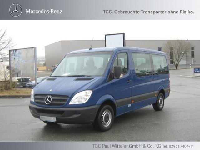 mercedes benz sprinter 311 cdi 7 sitzer klima minibus from. Black Bedroom Furniture Sets. Home Design Ideas