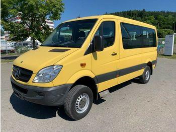 Minibus Mercedes-Benz Sprinter 313 CDI 4X4 9PLÄTZE