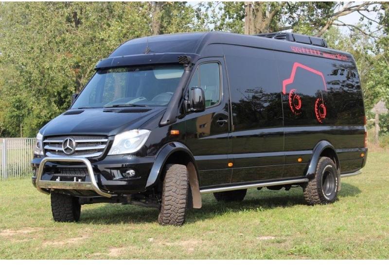 Mercedes Sprinter 4X4 >> Minibus Mercedes Benz Sprinter 519 Cdi 4x4 35 3 0 140 K Truck1 Id 3189874