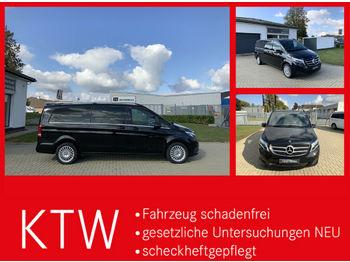 Minibus Mercedes-Benz V 250 Avantgarde Extralang,2xKlima,Standheizung