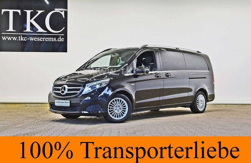 ca282a5b6b New minibus Mercedes-Benz V 250 d AVANTGARDE 8-Sitze Zusatzheizung  58T459