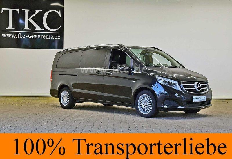 f79a65a3c1 New Mercedes-Benz V 250 d extralang AVANTGARDE 8-Sitze AHK  58T455 ...