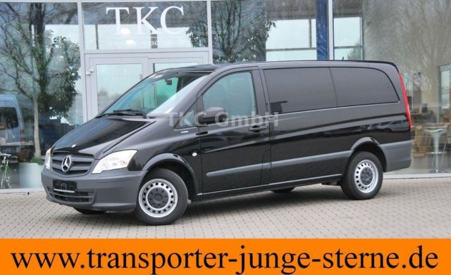 new mercedes benz vito 116 cdi lang automatik klima navi 9 sitze minibus for sale from germany. Black Bedroom Furniture Sets. Home Design Ideas