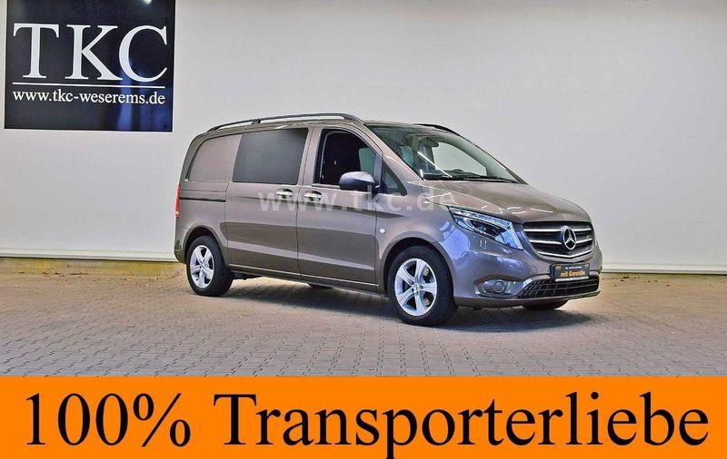 f67b669caa New minibus Mercedes-Benz Vito 119 CDI Mixto kompakt 4-Sitzer LED  58T563