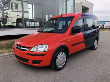 Minibus OPEL COMBO CNG / TOP: picture 1