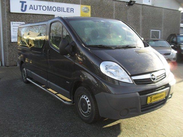 Minibus Opel Vivaro 2 0 Cdti 114 Combi L2h1 Mta Eco