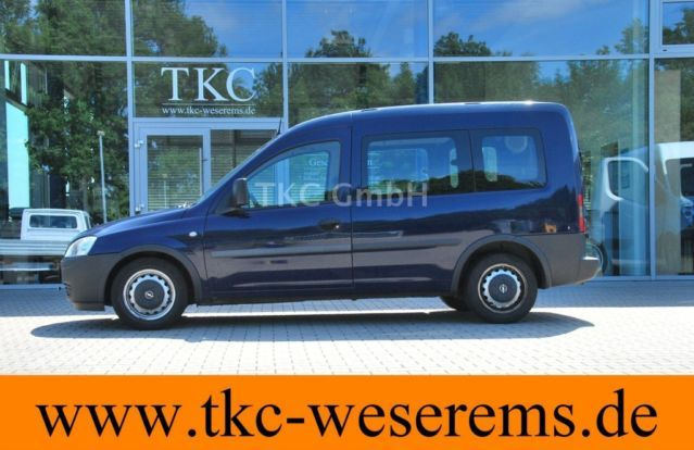 opel combo 1 7 dti zv 5 sitzer 2 hand diesel minibus from. Black Bedroom Furniture Sets. Home Design Ideas