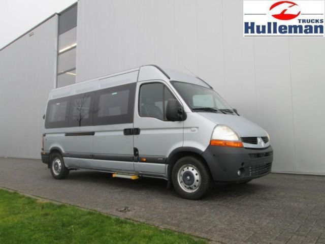 renault master 150dci 4x2 12 places with wheel chair ram minibus from netherlands for sale at. Black Bedroom Furniture Sets. Home Design Ideas