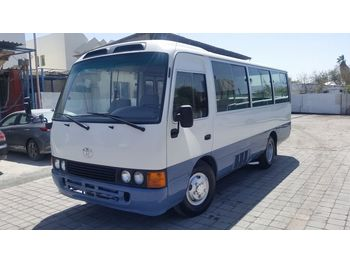 TOYOTA Coaster ....Japan made - not china ..... BELGIUM - minibus