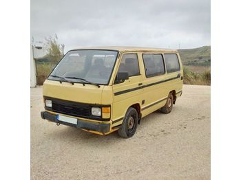 Minibus TOYOTA Hiace left hand drive H12 LH51 2.4 diesel 2L engine 9 seats: picture 1