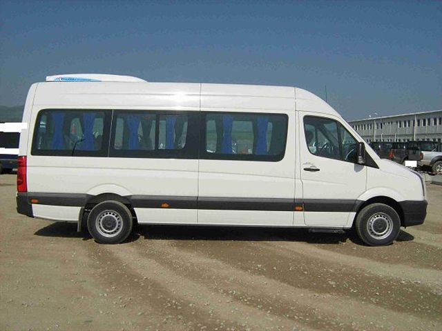 New Volkswagen Crafter Minibus For Sale From France At