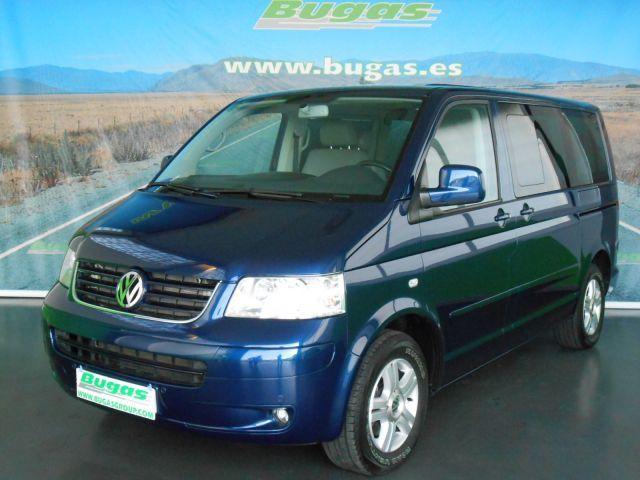 volkswagen multivan 2 5 tdi 174cv 4motion highline 5p. Black Bedroom Furniture Sets. Home Design Ideas