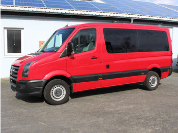 VW Crafter 2.5TDI L2H1 9-Sitzer AHK - minibus