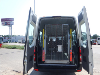 Minibus VW Crafter 35 Extralang L4H2 - KLIMA - Standheizung