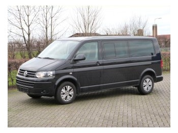 vw transporter t5 caravelle 2 0 tdi 9 pers lang c. Black Bedroom Furniture Sets. Home Design Ideas