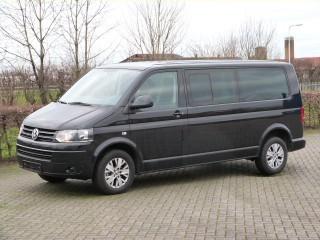 vw transporter t5 caravelle 2 0 tdi 9 pers lang c. Black Bedroom Furniture Sets. Home Design Ideas