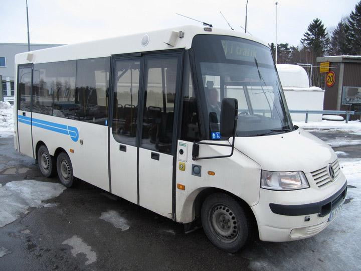 volkswagen kutsenits t5 city minibus from sweden for sale. Black Bedroom Furniture Sets. Home Design Ideas