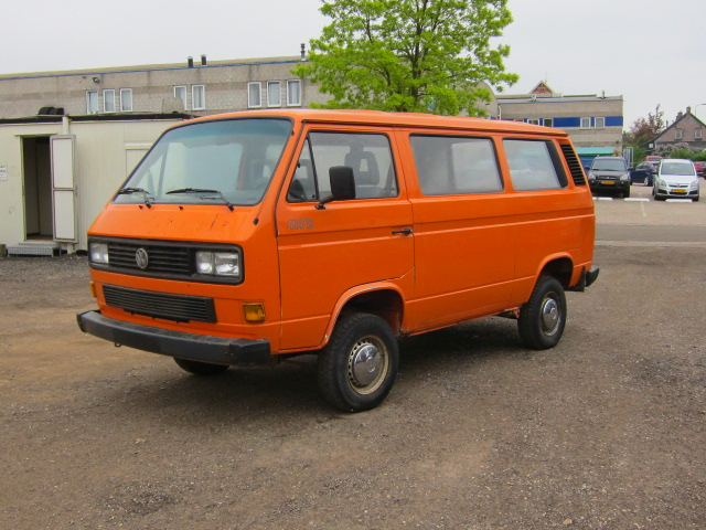 volkswagen t3 syncro 4x4 caravelle 1 9 diesel minibus from netherlands for sale at truck1 id. Black Bedroom Furniture Sets. Home Design Ideas