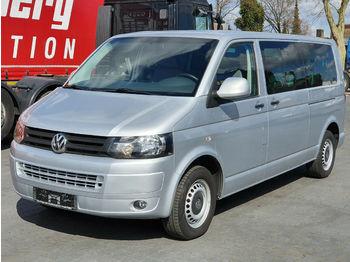 Volkswagen T5 2.0 TDI Caravelle Lang 4Motion *Klima*AHK  - minibus
