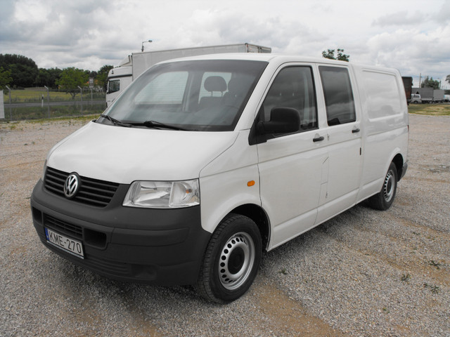 volkswagen transporter t5 mixto 1 9 tdi 86 ps 6 sitzig. Black Bedroom Furniture Sets. Home Design Ideas